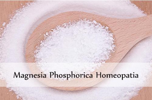 magnesia phosphorica homeopatia